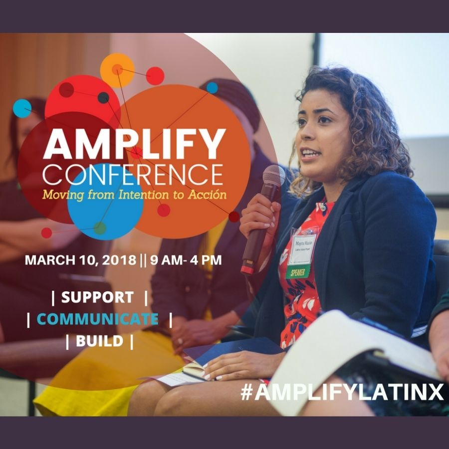 2018 AMPLIFY CONFERENCE
