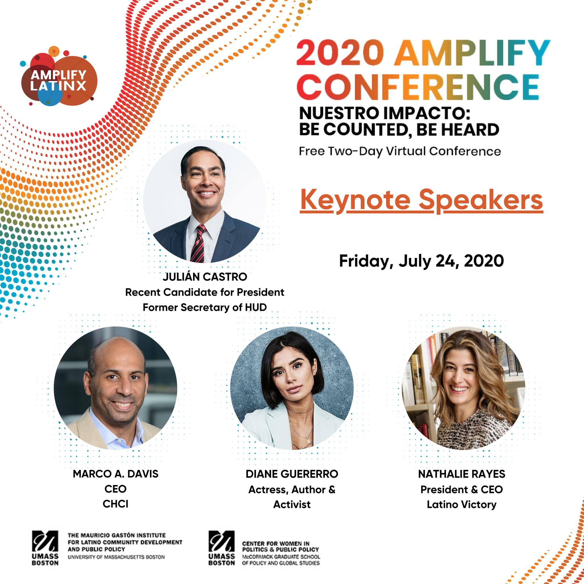 2020 Amplify Conference